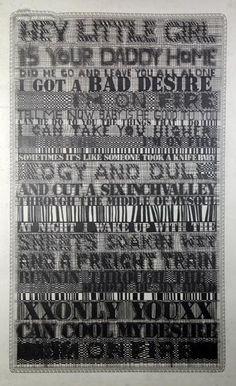 """I'm On Fire"" - Bruce Springsteen"