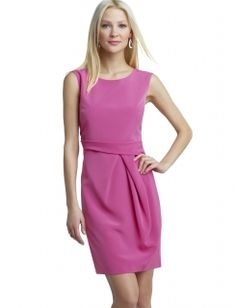 Love this pink dress!