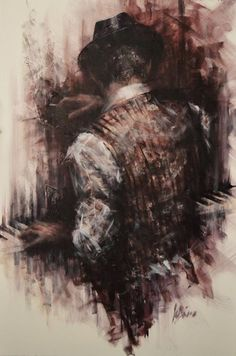 Remi LaBarre Art Design, Art Music, Black Art, Art World, Fine Art Photography, Art Boards, Creative Art, Watercolor Art, Illustration Art