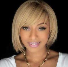 Twenty Quick Bob Hairstyles For Black Females | Hairstyles