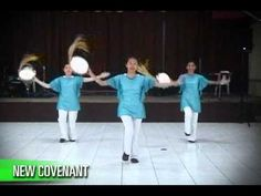 Elyondoulos Tutorial Pattern NEW COVENANT.mpg - YouTube Worship Dance, Praise Dance, Tambourine, Warrior Princess, The Covenant, Cool Photos, Words, Youtube, Israel