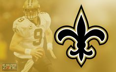 NFL Wallpaper Zone: New Orleans Saints Wallpaper - Free Saints ...