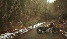 Yamaha XV750 Bobber | Yamaha XV 750 Bobber by Garrett Meyers - Lsr Bikes