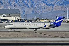 Skywest Airlines Canadair CL-600-2B19 Regional Jet CRJ-200… | Flickr