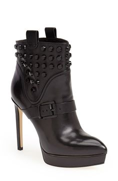 MICHAEL Michael Kors 'Bryn' Bootie €279 Fall Winter 2014 #Boots #Booties #Shoes