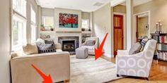 Interior designers reveal the 10 decorating rules you should never break Living Room Redo, Living Room Designs, Room Interior Design, Living Room Interior, Baby Table, Room Design Images, Kb Homes, Built In Furniture, Furniture Arrangement