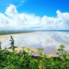 7 Of The Best Beaches in North Devon - The Family Freestylers Devon England, Cornwall England, Oxford England, London England, Beautiful Places To Visit, Beautiful Beaches, Skye Scotland, Highlands Scotland, North Devon