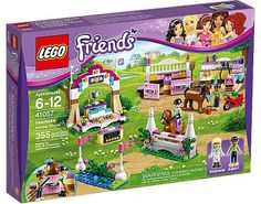 LEGO Friends 41057-1: Heartlake Horse Show | Early 2014