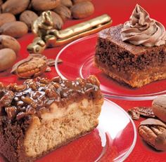 Triple Threat Treats (Shown On Right) ~ 2010 Holiday Recipe Contest Runner-up ~ Texas Co-op Power Magazine ~ Food ~ An Online Community for Members of Texas Electric Cooperatives