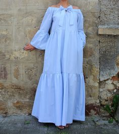 Blue dress Cotton dress Maxi Dress Blue Maxi Dress Boho Maxi Dress Summer Maxi Dress Plus size Maxi Dress Long Cotton Maxi Dress African Wear, African Dress, Plus Size Maxi Dresses, Blue Dresses, Blue Maxi, Marine Uniform, Summer Maxi, Outfit Summer, Maxi Dresses