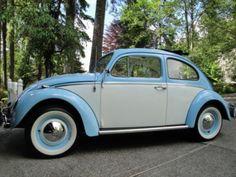 Classic Ragtop 1960 Volkswagon Beetle