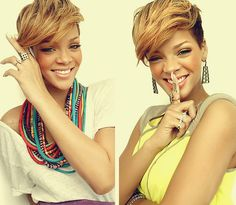 I miss and love this hairstyle on her the most. Almost had me about to cut mine
