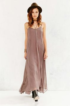 Ecote Dancer Slip Dress
