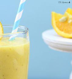 The Rawtarian: Raw orange smoothie recipe