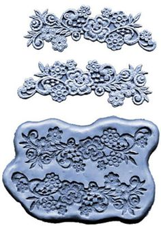 Lace Molds For Cakes Uk