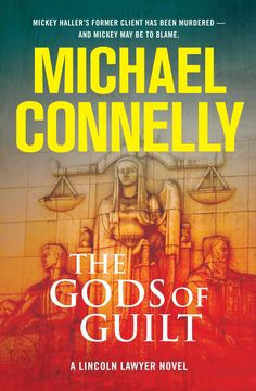 DB 77821 The Gods of Guilt by Michael Connelly