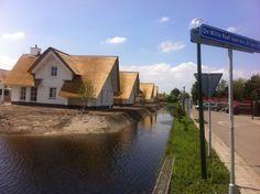 Voortgang bouw Buitenplaats Witte Raaf aan Zee te Noordwijk - 11 mei 2016 - Van Wijnen Recreatiebouw BV