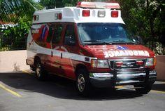 The Sparman Clinic Ambulance Service