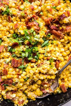 Dairy-Free Creamed Corn | The Modern Proper