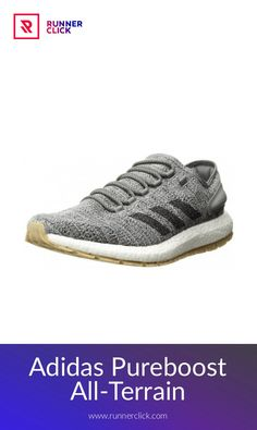 Adidas Pureboost All-Terrain RunnerClick Adidas Running Shoes, Trail Running Shoes, Athletic Clothing Brands, Adidas Pure Boost, Running Shoe Reviews, We Wear, Athleisure, Two By Two, Baby Shoes