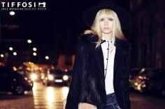 TIFFOSI Winter Evolution Collection 2013 #tiffosi #tiffosidenim #winter #collection #denim #jeans #woman #fashion