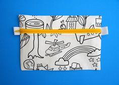 Thread Riding Hood - World's Fastest Pencil Case Step 10