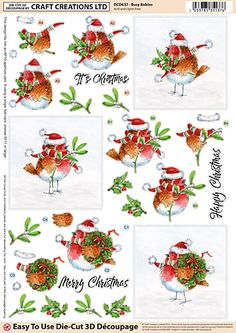 Christmas Collection 2016 (1/4) - Craft Creations Online