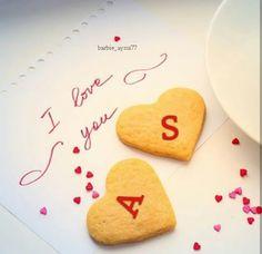 Bt krlo thk h tne b to glt scha itna q Cute Images For Dp, Love Images With Name, Love Heart Images, Love Photos, Love Pictures, Alphabet Images, S Alphabet, Alphabet Design, I Love You S