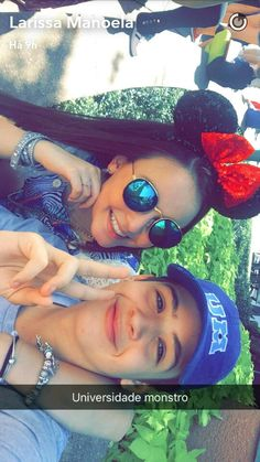 Larissa Manoela Na Disney!❤