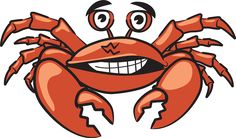 Free to Use & Public Domain Crab Clip Art