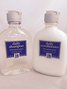Back to Basics Daily Shampoo and Conditioner Duo for Men 85 Oz ** Be sure to check out this awesome product.(This is an Amazon affiliate link and I receive a commission for the sales)