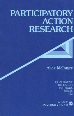 Participatory action research / Alice McIntyre