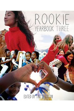 21 Books To Inspire Your Best Year Ever #refinery29  http://www.refinery29.com/best-inspiring-books#slide2  Rookie Yearbook Three edited by Tavi Gevinson (Razorbill, 2014)Why this book will inspire your 2015: Packed with highlights from the past year on Rookie Mag, a site for teenage girls — and the Internet's go-to feel-good factory, if you ask us — this third volume includes personal essays, photo shoots, and extra goodies like stickers and a pennant for your wall. Eager to kick off 2015…