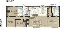 Redman Homes Modular Homes Manufactured Homes Floor Plans