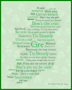 Map of Irish Sayings Framed Artwork for St. These are funny Irish quotes that fill a map of Ireland. Irish Quotes, Irish Sayings, Irish Images, Quotes About Grandchildren, Slang Phrases, Old Irish, Irish Girls, Irish Baby, Irish Eyes Are Smiling
