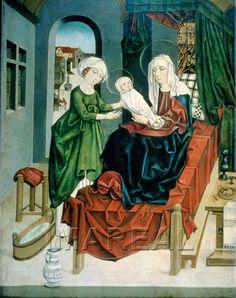 Flügelaltar ; Oberösterreich ,1475 ; 1485 ; Kirchdorf an der Krems