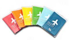 Capa de Passaporte  Código: BWT001 Tamanho: 10,2 x 13,7 cm  Material Capa: Capa: Emborrachado PVC enamel esmaltado com bolso interno. Peso aprox.: 45g.  Embalagem: Caixa flexível de PVC semi-transparente