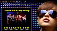 StreetXtra.com is home of world's nonstop party station, latest mix of classic and new grooves, great for home work or play. Listen free shop and party with us. Win Free lunch for your office or classroom. From New York to Ibiza and everywhere in between. We're one global nation under a Groove.