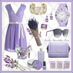 Designer Clothes, Shoes & Bags for Women Purple Color Palettes, Purple Palette, Fashion Sets, Polyvore Fashion, Lavender, Shoe Bag, Stuff To Buy, Shopping, Accessories