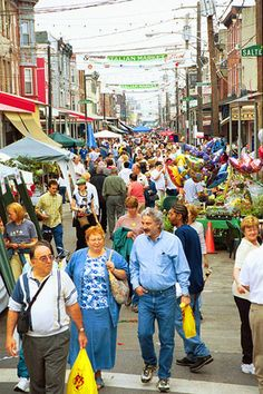 The 9th Street Italian Market Festival Returns May 19-20 - we're excited!!