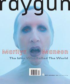 raygun magazine design