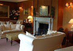 Rathsallagh House Hotel & Golf Club  Drawing Room