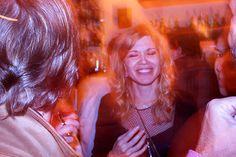 Marta Putz, curadora de fotos, que curte festas, bares e restaurantes no Itaim
