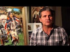 Fine Art tips witn an Incredible Art Lesson with Master Artist Barry McCann on Colour In Your Life - YouTube