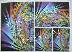 LUCIArt / Panel dizajnový Crystal Kvet