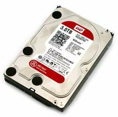 WD Red - 3TB SATA 6 Gb/s NAS Drive WD30EFRX R 1800