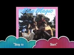 #SWEETWEETS #SaturdayLove #DiamondNetwork serious old school Blue Magic - Stop to Start