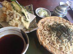 蕎麦&天ぷら