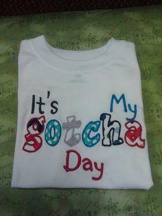 It's My Gotcha Day Adoption shirt/onesie by MMLCreations on Etsy