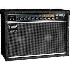 """Music News Roland JC-40 40W 2x10 Jazz Chorus Guitar Combo Amp buy now $599.00 The JC-40 Jazz Chorus delivers Roland' renowned """"JC clean"""" tone and signature stereo chorus effect in a compact combo amp wit... http://showbizmusic.com/roland-jc-40-40w-2x10-jazz-chorus-guitar-combo-amp/"""